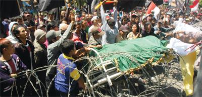 Pendaftaran Pilkada Surabaya Tahap Tiga Dianulir