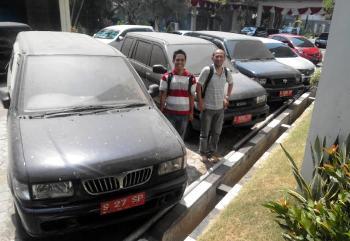 Walikota Mojokerto Setuju Penjualan 22 Unit Mobdin