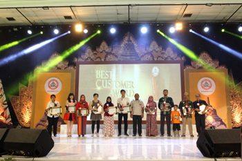 PT SI  Gelar Customer Gathering Area Yogyakarta