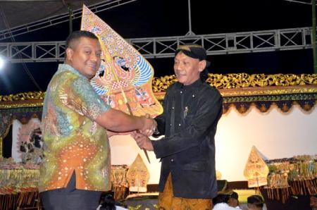 Bupati MKP Peduli Kearifan Budaya Lokal