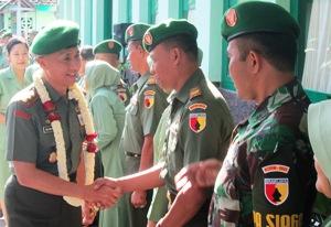 Ingatkan Jaga Kesolidan Hubungan TNI – Polri