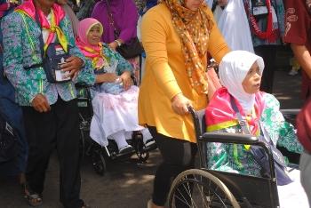 1 Jemaah Haji Jombang Meninggal di Mina