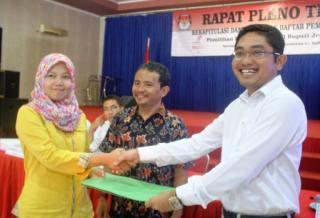 KPU Kab.Jember Umumkan DPS Pilkada 2015