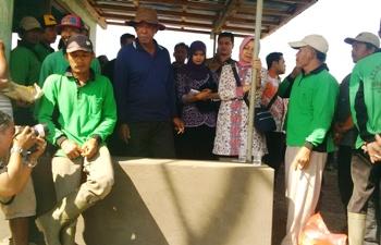 Ketahanan Pangan Jadi Jargon Kampanye Haryanti