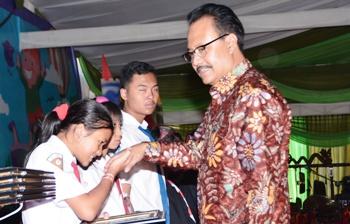 Serukan Anak Indonesia Berkualias-Berakhlak Mulia
