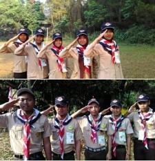 SMK Margomulyo Raih Juara I Kemah Riset Nasional