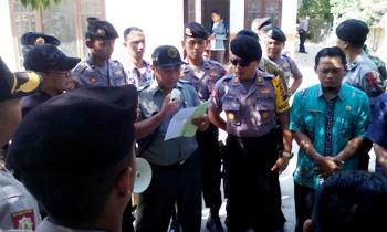 Rumah Pensiunan TNI Dieksekusi Bank