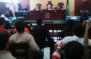PN Kediri Tunda Sidang Gugatan Dugaan Ijazah Palsu