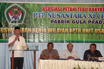 APTR Desak Pemerintah Cukupi Pupuk