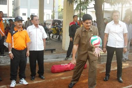 33 Tim Voli SMA Bertanding di Piala Gubernur Jatim