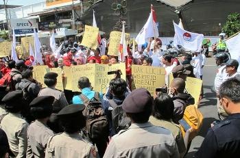 Buruh PT S3 Kab.Malang Minta Perlindungan Hukum