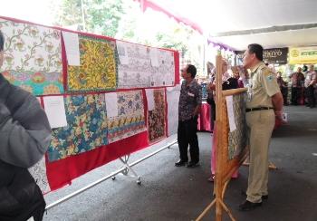 Ratusan Desainer Batik Berkumpul di Kota Batu