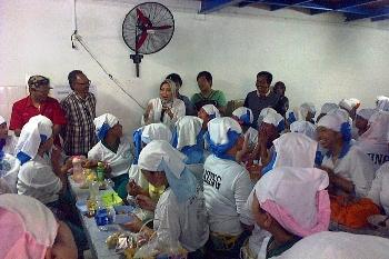 Kampanye Dewanti Diserang Preman Bersajam