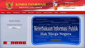 KI Jatim Evaluasi Layanan Informasi SKPD