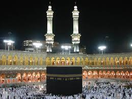 Syahid di Masjidil Haram