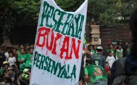 BOPI Sarankan Persebaya Ganti Surabaya United