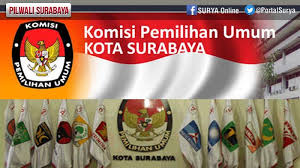KPU Kota Surabaya Bahas Tahapan Kampanye
