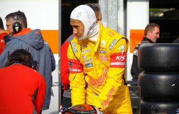 Sean Gagal Taklukkan Sirkuit Nurburgring