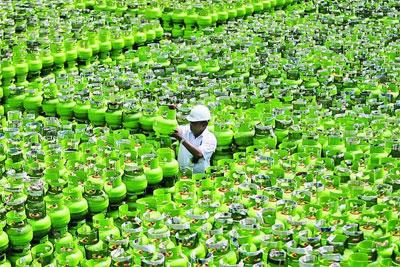 Kediri, Blitar, Tulungagung Minta  Tambahan Kuota  Elpiji Melon