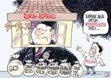 Reses DPRD Lamongan Hamburkan Rp2,7 M