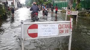 Banjir Babat Surut