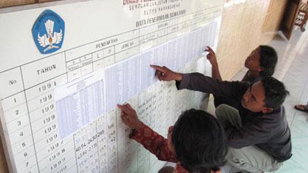 Prihatin, Komisi E Dewan Jatim dan Dindik Evaluasi PPDB