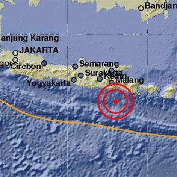 Malang, Blitar, Tulungagung Digoyang Gempa