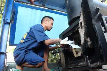 BNNP Jatim Musnahkan Sabu 1,9 Kilogram