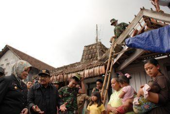 Status Hanya Bencana Provinsi dan Didukung Kesadaran Warga