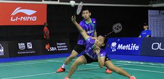 Indonesia Master Turnamen Adaptasi Edi/Richi