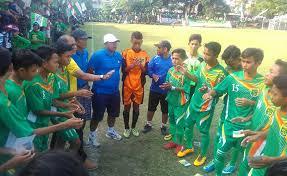 Persebaya U-16 Hadapi PSP Padang di Bangkalan