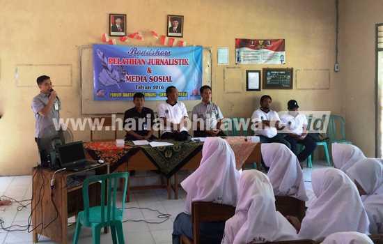 Semen Indonesia Latih Jurnalistik 840 Siswa SMA/SMK