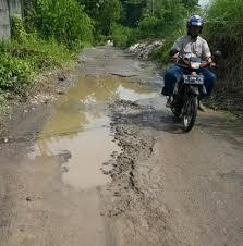 Maret, Perbaikan Jalan Nasional Baru Mulai