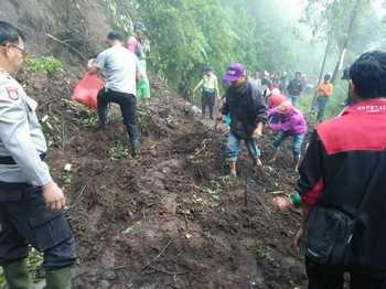Rehabilitasi Bencana Kab Malang Telan Rp9,6 M