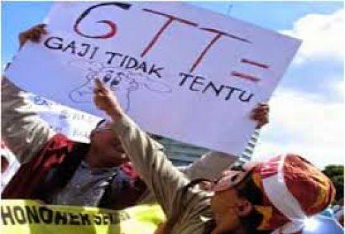 Selektif Tentukan Penerima Subsidi Honor GTT/PTT