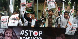 Jaga Solidaritas Rohingya
