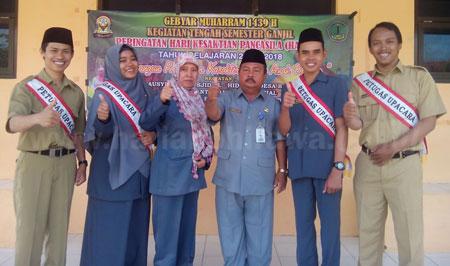 SMPN 5 Panji, Satu-Satunya Sekolah Berbasis Pesantren di Situbondo