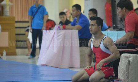 Atlet Gulat Tuban Perkuat Jatim di Kejurnas 2017