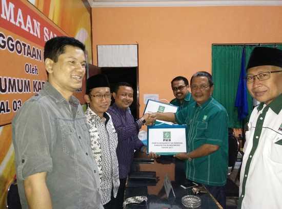 Pemilu 2019, DPC PKB Bondowoso Target Menang Mutlak