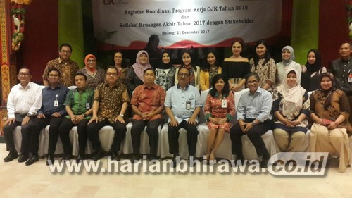 2017, Otoritas Jasa Keuangan Malang Terima 328 Pengaduan