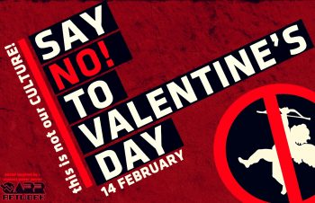 Perayaan Valentine Merusak Generasi Bangsa?