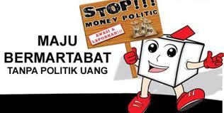 Politik Uang dan Identitas Harus Dihentikan