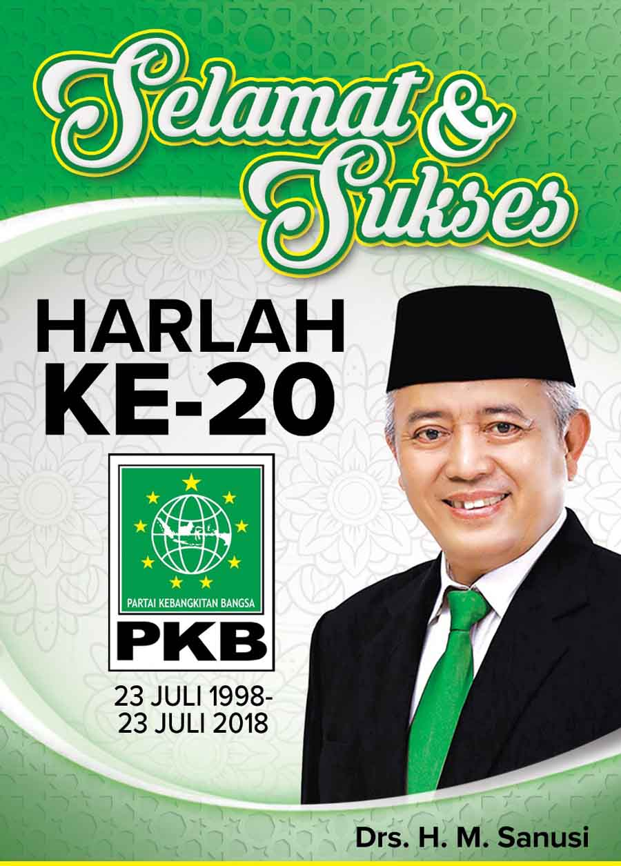 Harlah ke-20 PKB