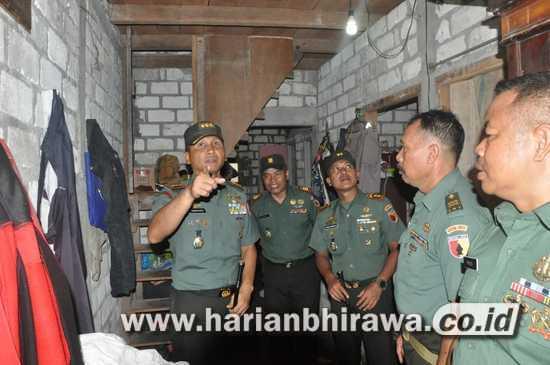 Kodim 0817 Kabupaten Gresik Perbaiki 1.010 Rumah Tak Layak Huni