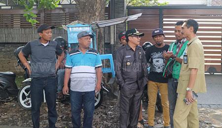 Lihat Potensi Retribusi, Wali Kota Malang Sidak Titik Parkir