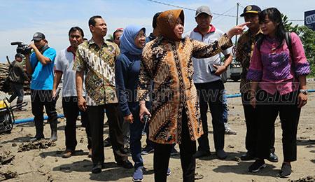 Atasi Banjir, Pemkot Surabaya Tambah Kapasitas Pompa Air