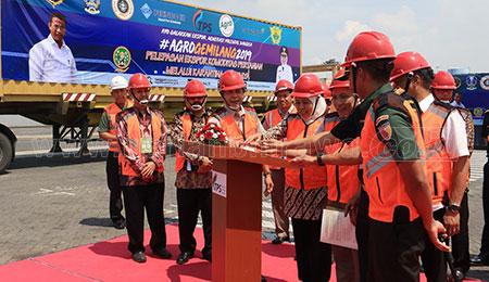 Ekspor Rp 28,1 Miliar Komoditas Pertanian Jatim Diluncurkan