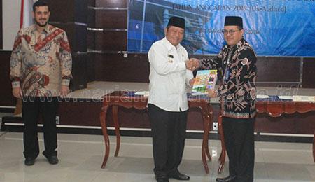 BPK Ingatkan Kepala Daerah Penyerahan LKPD Dibatasi 3 Bulan