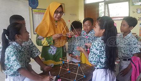 Matematika Asyik dengan Model Pembelajaran Jig Saw