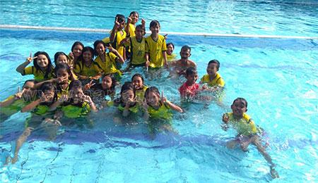 Berenang pun Bisa Tingkatkan Rasa Percaya Diri
